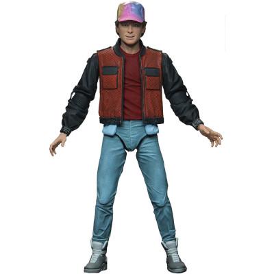 Фигурка NECA Back to the Future: Part 2 - Action Figure Ultimate - Marty McFly 53610 (18 см)