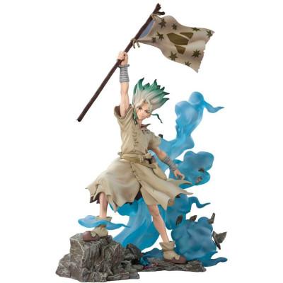 Фигурка Tamashii Nations Dr Stone - Figuarts ZERO - Ishigami Senku 61467-4 (29 см)