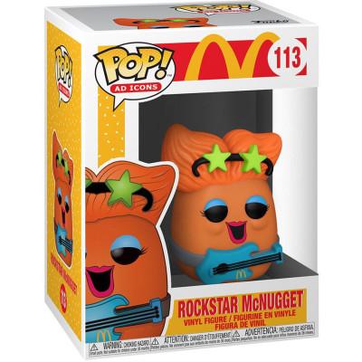 Фигурка Funko McDonald's - POP! Ad Icons - Rockstar McNugget 52988 (9.5 см)