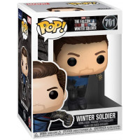 Фигурка The Falcon and Winter Soldier - POP! - Winter Soldier (9.5 см)
