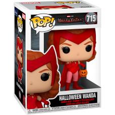 Головотряс WandaVision - POP! - Halloween Wanda (9.5 см)