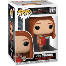Головотряс WandaVision - POP! - 70s Wanda (9.5 см)