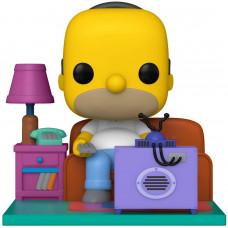 Фигурка Simpsons - POP! Deluxe - Couch Homer (17 см)
