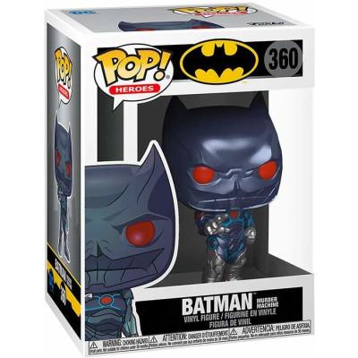 Фигурка Funko Batman - POP! Heroes - Batman Murder Machine (Exc) 36354 (9.5 см)