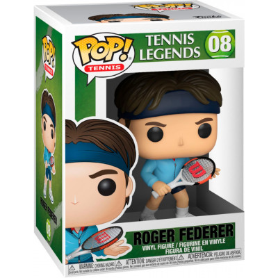 Фигурка Funko Tennis Legends - POP! Tennis - Roger Federer 50365 (9.5 см)