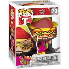 """Фигурка POP! WWE - """"Macho Man"""" Randy Savage (9.5 см)"""