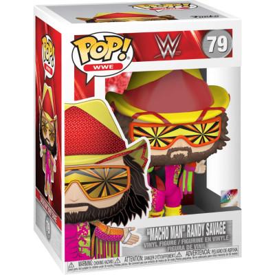 """Фигурка Funko POP! WWE - """"Macho Man"""" Randy Savage 49264 (9.5 см)"""