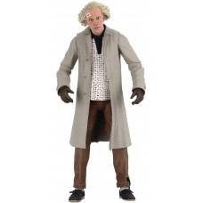 Фигурка Back to the Future - Action Figure Ultimate - Doc Brown (18 см)