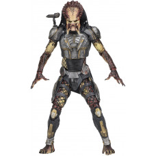 Фигурка Predator (2018) - Action Figure Ultimate - Fugitive Predator (18 см)