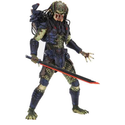 Фигурка NECA Predator 2 - Action Figure Ultimate - Armored Lost Predator 51585 (17 см)