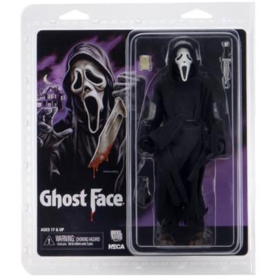 Фигурка NECA Scream - Clothed Action Figure - Ghost Face (updated) 41373 (20.5 см)
