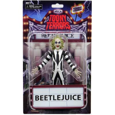 Фигурка NECA Beetlejuice - Toony Terrors Action Figure - Beetlejuice 60721 (15 см)