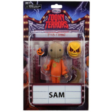 Фигурка Trick 'r Treat - Toony Terrors Action Figure - Sam (15 см)