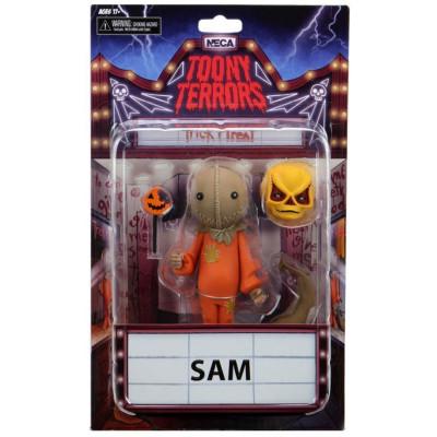 Фигурка NECA Trick 'r Treat - Toony Terrors Action Figure - Sam 56047 (15 см)