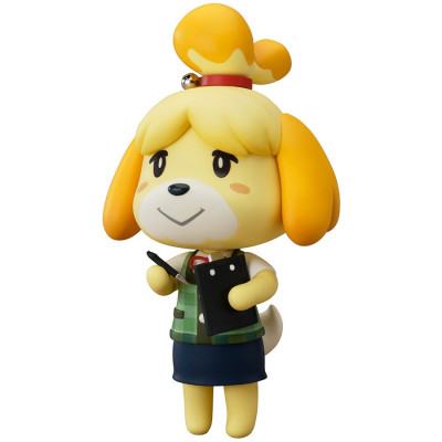 Фигурка Good Smile Animal Crossing: New Leaf - Nendoroid - Shizue (Isabelle) (4th-run) G90705 (10 см)