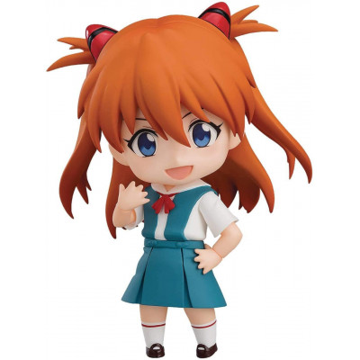 Фигурка Good Smile Rebuild of Evangelion - Nendoroid - Asuka Shikinami Langley G90929 (10 см)