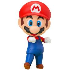 Фигурка Super Mario - Nendoroid - Mario (3rd-run) (10 см)