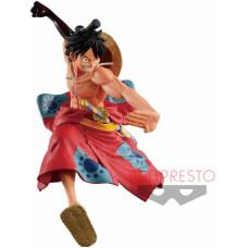 Фигурка One Piece - Battle Record Collection - Monkey D Luffy (14 см)