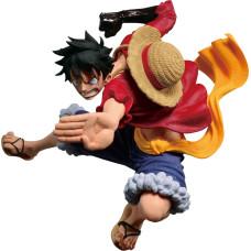 Фигурка One Piece - Scultures Big World Figure Colosseum 6 Vol.3 - Monkey D Luffy (8 см)