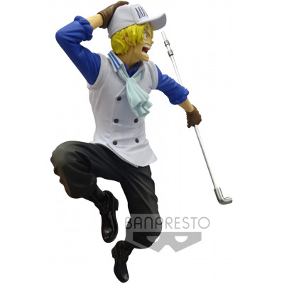Фигурка Banpresto One Piece - Magazine Figure A Piece of Dream #1 Vol.2 - Sabo BP16309P (13 см)