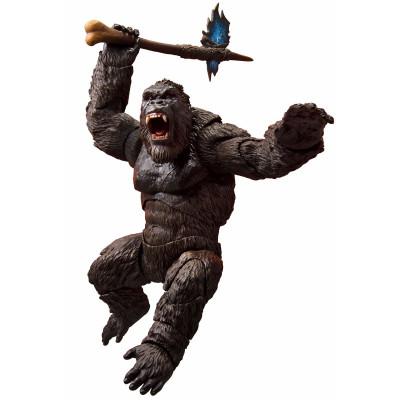 Фигурка Tamashii Nations Godzilla vs Kong - S.H.Monsterarts - King Kong 604781 (14.5 см)