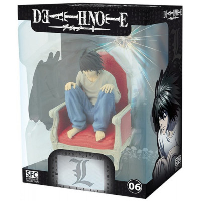 Фигурка ABYStyle Death Note - Super Figure Collection - L ABYFIG010 (15 см)