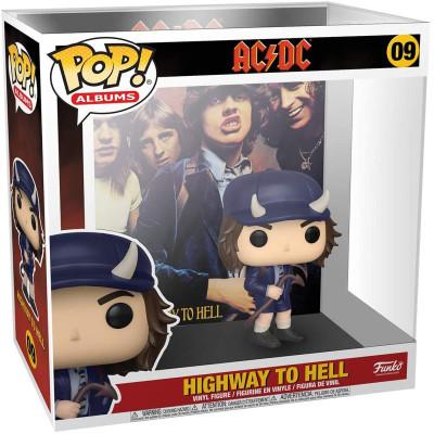 Фигурка Funko AC/DC - POP! Albums - Highway to Hell  53080 (9.5 см)