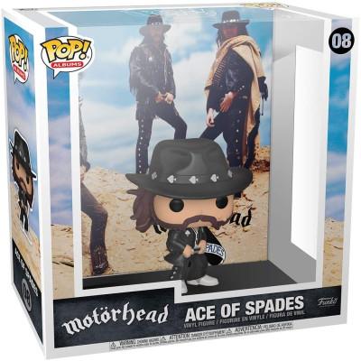 Фигурка Funko Motorhead - POP! Albums - Ace of Spades 53082 (9.5 см)