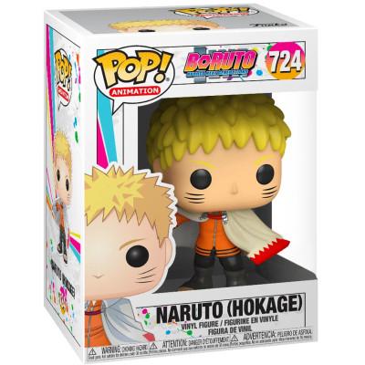 Фигурка Funko Boruto: Naruto Next Generations - POP! Animation - Naruto (Hokage) 47097 (9.5 см)