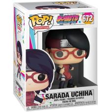 Фигурка Boruto: Naruto Next Generations - POP! Animation - Sarada Uchiha (9.5 см)