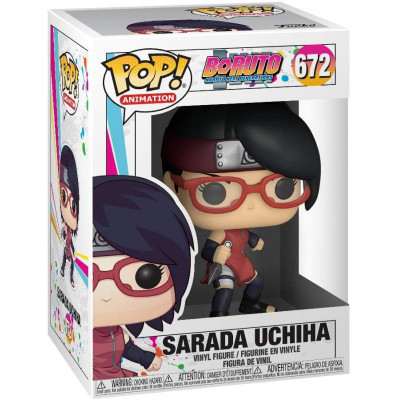 Фигурка Funko Boruto: Naruto Next Generations - POP! Animation - Sarada Uchiha 45426 (9.5 см)
