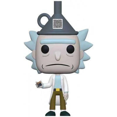 Фигурка Funko Rick & Morty - POP! Animation - Rick with Funnel Hat 55841 (9.5 см)