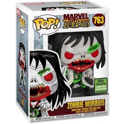 Фигурка Funko Головотряс Marvel Zombies - POP! - Zombies Morbius (Exc) 50678 (9.5 см)