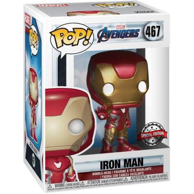Фигурка Funko Головотряс Avengers: Endgame - POP! - Iron Man (Exc) 36674 (9.5 см)