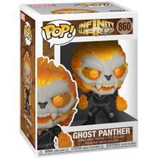 Головотряс Infinity Warps - POP! - Ghost Panther (9.5 см)