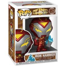 Головотряс Infinity Warps - POP! - Iron Hammer (9.5 см)