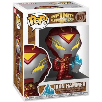Фигурка Funko Головотряс Infinity Warps - POP! - Iron Hammer 52005 (9.5 см)