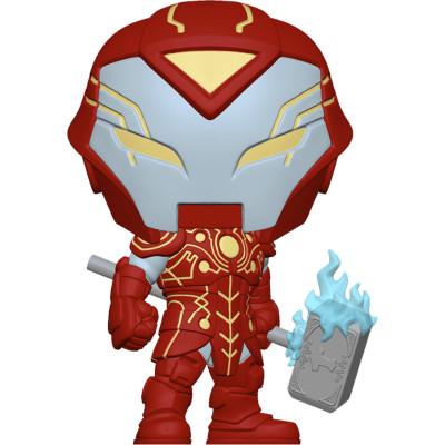 Фигурка Funko Головотряс Infinity Warps - POP! - Iron Hammer 56144 (25.5 см)