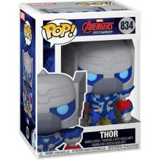 Головотряс Avengers Mech Strike - POP! - Thor (9.5 см)