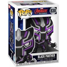 Головотряс Avengers Mech Strike - POP! - Black Panther (9.5 см)