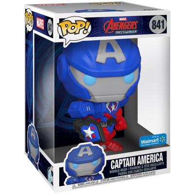 Фигурка Funko Головотряс Avengers Mech Strike - POP! - Captain America 55826 (25.5 см)