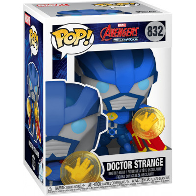 Фигурка Funko Головотряс Avengers Mech Strike - POP! - Droctor Strange 55236 (9.5 см)