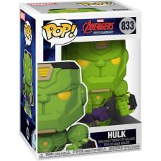 Головотряс Avengers Mech Strike - POP! - Hulk (9.5 см)
