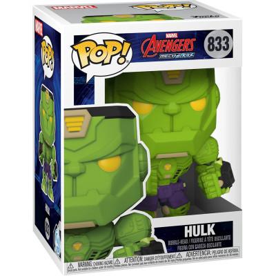 Фигурка Funko Головотряс Avengers Mech Strike - POP! - Hulk 55237 (9.5 см)