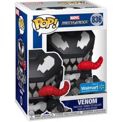 Фигурка Funko Головотряс Avengers Mech Strike - POP! - Venom 55640 (9.5 см)