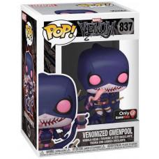 Головотряс Venom - POP! - Venomized Gwenpool (9.5 см)