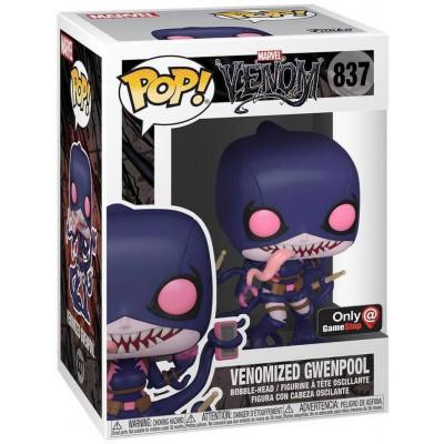 Фигурка Funko Головотряс Venom - POP! - Venomized Gwenpool 54576 (9.5 см)