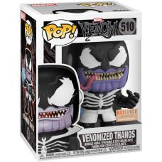 Головотряс Venom - POP! - Venomized Thanos (Glows in the Dark) (Exc) (9.5 см)
