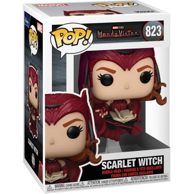 Фигурка Funko Головотряс WandaVision - POP! - Scarlet Witch 54323 (9.5 см)