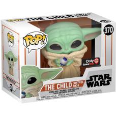 Головотряс Star Wars: The Mandalorian - POP! - The Child with Control Knob (Exc) (9.5 см)